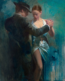 Passion I Giclée-tryk af Michael Alford