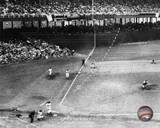 Bobby Thomson - 1951 Home Run (Dotted Line) Photo