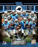 Carolina Panthers 2012 Team Composite Photo