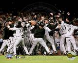 2005 World Series White Sox Victory Celebration Photo