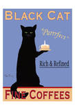 Black Cat Coffee Limitierte Auflage von Ken Bailey