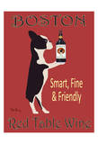 Boston Red Table Wine 限定版 : ケン・ベイリー