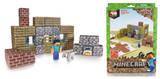 Minecraft - Shelter Set 48 Piece Set Paper Craft Novelty