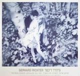 Lovers in the Forest Samlertryk af Gerhard Richter