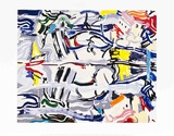 Reflections II Collectable Print by Roy Lichtenstein