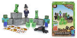 Minecraft - Hostile Mobs 30 Piece Set Paper Craft Novelty