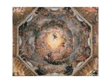 Assumption of the Virgin Giclee Print by  Correggio