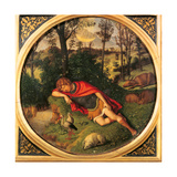 The Sleep of Endymion Giclee Print by Giovanni da Conegliano