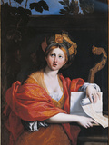 The Cumaean Sibyl Giclee Print by  il Domenichino