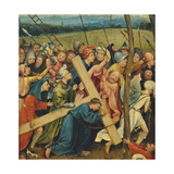 Road To Calvary Giclee Print by  Bosch