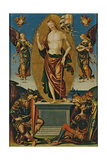 Resurrection, by Bernardo Di Matteo, 15th Century, Giclee Print