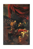 Death of the Virgin Mary Giclee Print by  Caravaggio