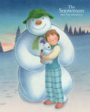 The Snowman and the Snowdog Prints