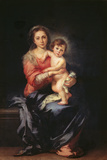 Madonna and Child Giclee Print by Bartolom Esteban Murillo