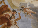 The Power of Eloquence Giclee Print by Giambattista Tiepolo