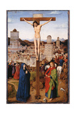 The Crucifixion Giclee Print by Hubert Van Eyck