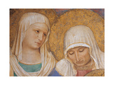 The Crucifixion and Saints Giclee Print by  Fra Angelico