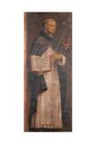 St Thomas Aquinas Giclee Print by Bernardino Luini