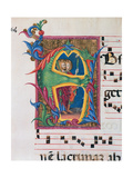 Day and Night Antiphonary of the Common of Saints Giclee Print