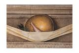 Frescoes in the Camera Della Badessa at the Convent of St Paolo in Parma Giclee Print by  Correggio