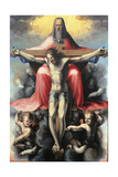 Vallombrosa Altarpiece Giclee Print by Andrea Del Sarto