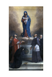 Madonna with Saints Giclee Print by Pietro Pala