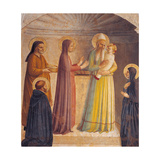 The Presentation in the Temple Giclee Print by  Fra Angelico