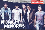 One Direction - Midnight Affiches