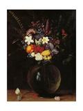 Vase of Flowers Giclee Print by Bruegel the Elder
