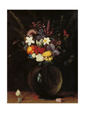 Vase of Flowers Giclee Print by Pieter Bruegel the Elder