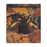 Adoration of the Child Giclee Print by Barnaba da Modena