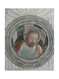 Roundel with Saint (Probably Apostle) Giclee Print by Vincenzo Foppa