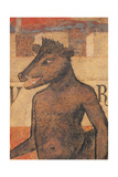 Allegory of Bad Government Giclee Print by Lorenzetti Ambrogio