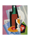 Still Life Giclee Print by Gino Severini