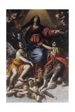 Assunption (Assunta) Giclee Print by Rutilio Manetti