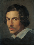 Self-portrait As a Young Man Giclee Print by Bernini Gian Lorenzo