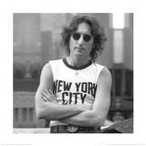 John Lennon (NYC - Bob Gruen) Plakater