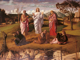 Transfiguration of Christ Giclee Print by Giovanni Bellini