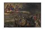 The Miraculous Rescue Giclee Print by Girolamo Forabosco