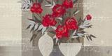 Crimson Beauty I Affiches
