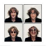 John Lennon (Quartet - Bob Gruen) Kunst