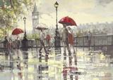 Londres Affiches par  Ewa