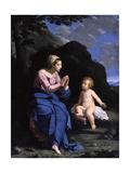 Virgin of the Ghiara (Madonna Della Ghiara) Giclee Print by Ludovico Lana
