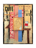 Suburban Café' Giclee Print by Carrà Carlo