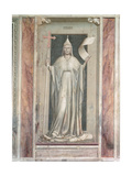Allegories of Virtues and Vices Giclee Print by  Giotto