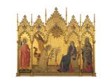 Annunciation Giclee Print by Simone Martini