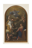 Annunciation Giclee Print by Gregorio Lazzarini