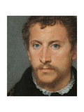 The Young Englishman Giclee Print by  Titian (Tiziano Vecelli)