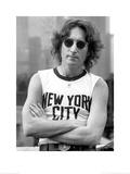 John Lennon (NYC - Bob Gruen) Art