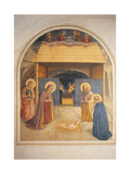 The Nativity Lámina giclée por  Fra Angelico